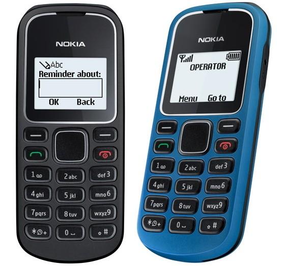 Besoin d'un téléphone pour dépanner ? Le Nokia 1280