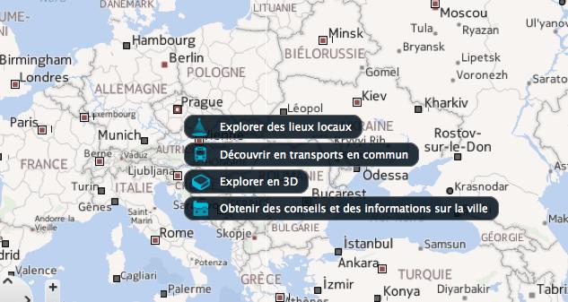 Nokia Maps vous invite à découvrir ses nouvelles fonctionnalités
