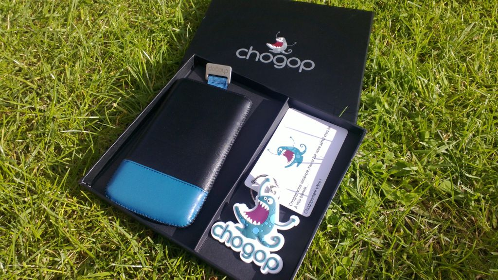 Test de la housse Chogop 100% cuir pour Nokia Lumia 800 / N9