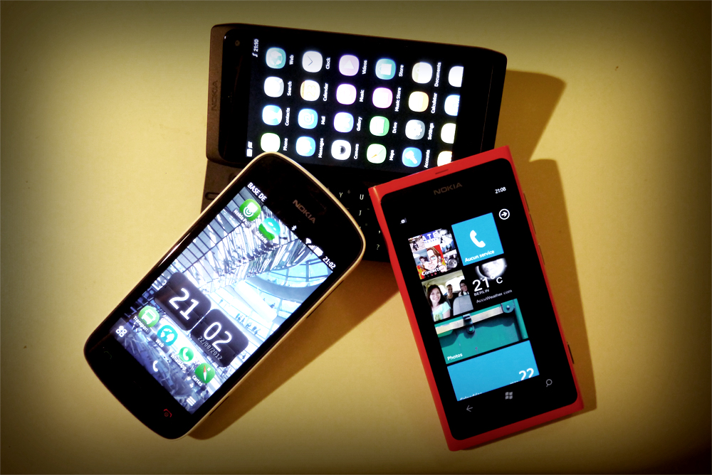 Windows Phone vs Symbian vs Meego