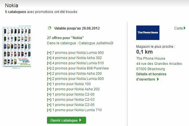 Découvrez les offres Nokia près de chez vous !