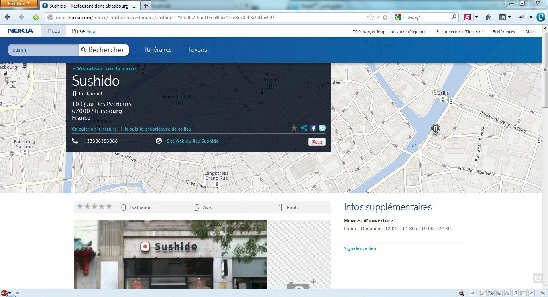 Nokia Maps redonne un coup de jeune à ses pages