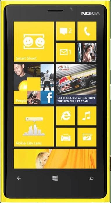Mise à jour Cyan disponible pour les Nokia Lumia 920 nus