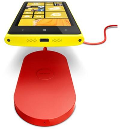 Le chargeur par induction Nokia est compatible NFC