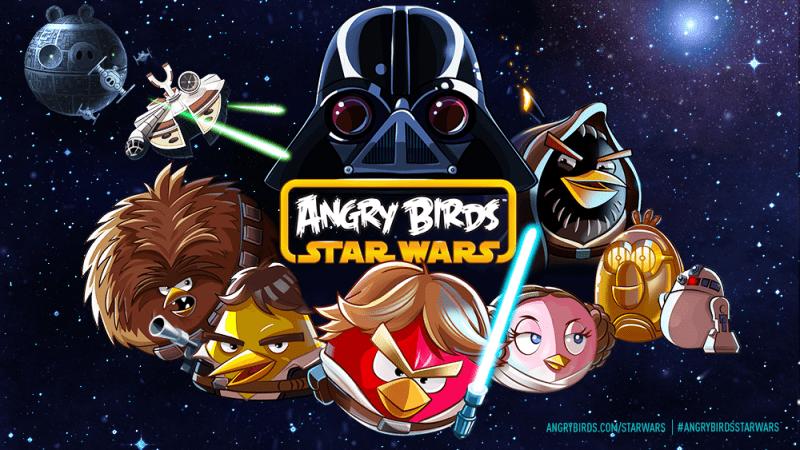 Angry Birds Star Wars débarque le 8 novembre 2012