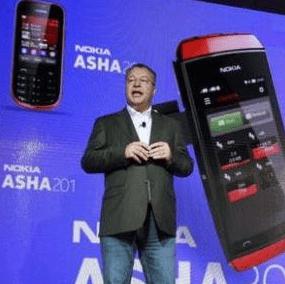 Nokia sauvé par sa gamme de téléphones bon marché
