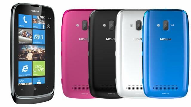 Bientôt une mise à jour pour le Nokia Lumia 610