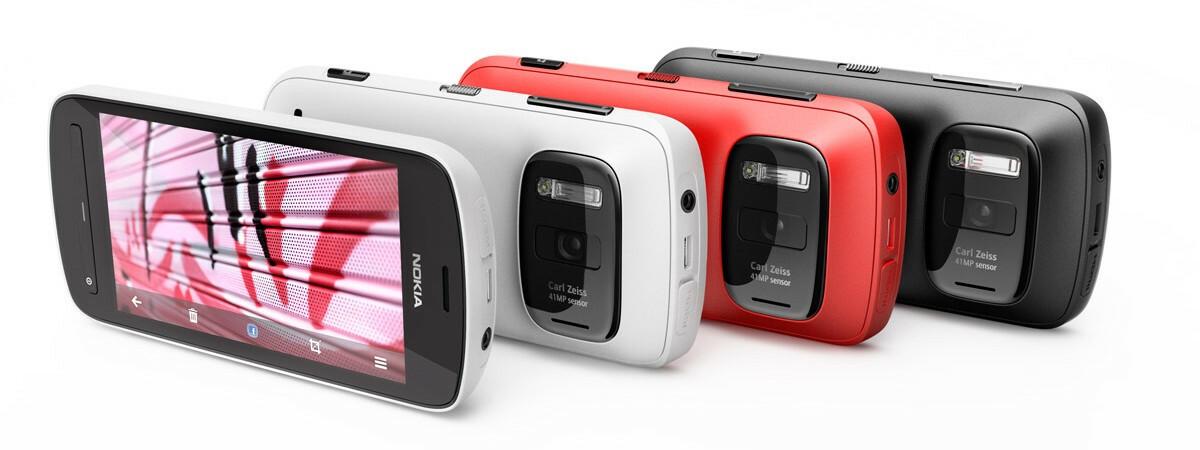 Le Nokia 808 Pureview devrait recevoir de nouvelles mises à jour