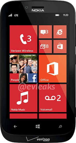Nokia Lumia 822, un Lumia 610 sous Windows Phone 8, bientôt chez Verizon ?!