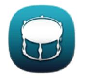 Nokia fait plaisir à tous les Nokians avec une application nommée: Drumkit