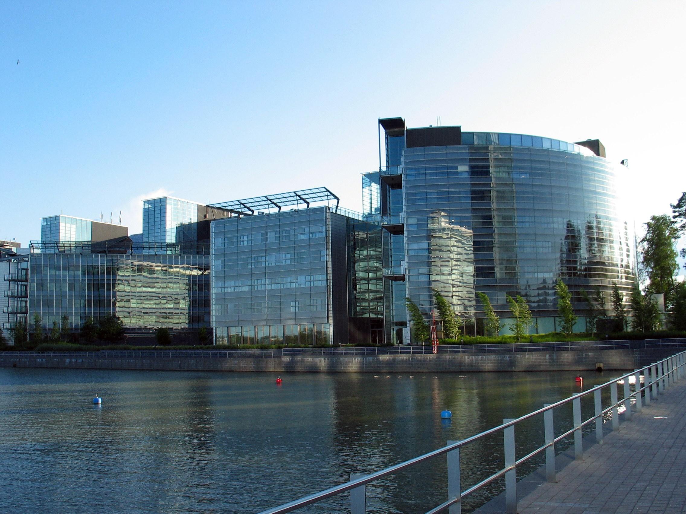 Nokia vend son siège à Helsinki… ?