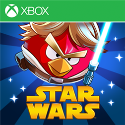 Angry Birds Star Wars disponible pour Windows Phone
