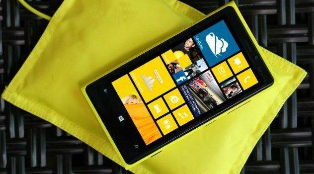 Nokia Black en cours de déploiement pour le Nokia Lumia 920