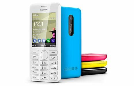 Test du Nokia 206, feature phone double Sim et connecté pour 60 euros