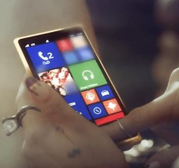 Un Nokia Lumia 920 jaune dans le dernier clip de Ke$ha ?