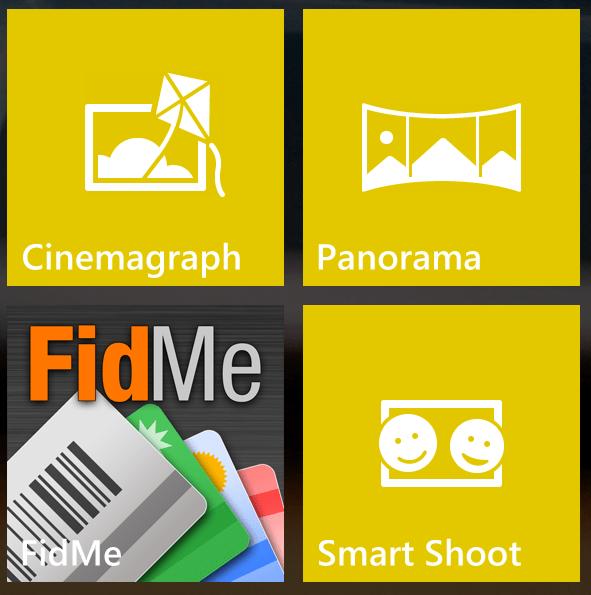 Les filtres photo sur les nouveaux Lumia