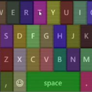 Le clavier intelligent de Windows Phone