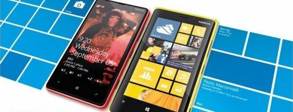 Avalanches de mises à jours d'applications Nokia pour Windows Phone