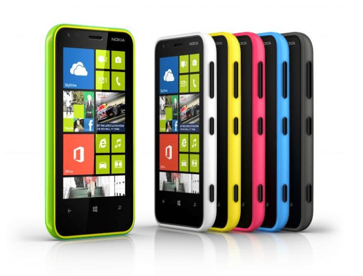 Video : Lumia 620 en exclusivité chez Free