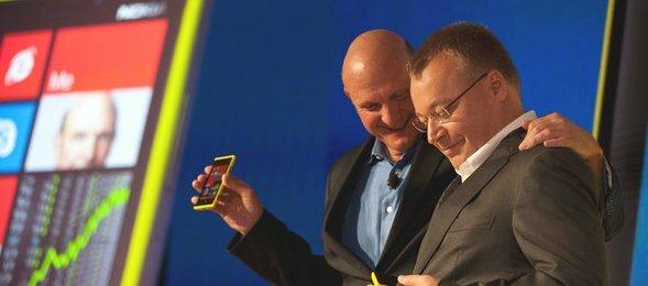 Nokia sortie d'affaire ?!