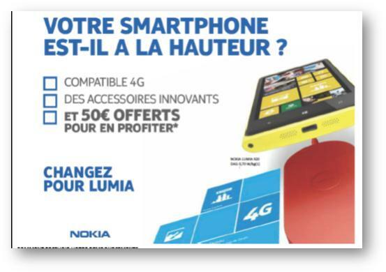 Nokia vous rembourse 50€ sur l'achat d'accessoires : offre prolongée jusqu'au 31/03/2013