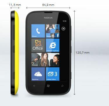 Nokia Lumia 510 dispo chez TPH pour 179€99