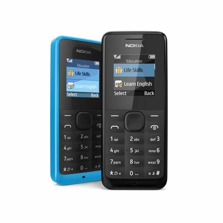 Présentation du Nokia 105, le petit dernier à tout petit prix