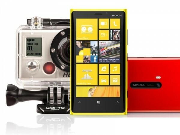 Nokia annonce un partenariat avec GoPro et Burton pour des expériences exclusives