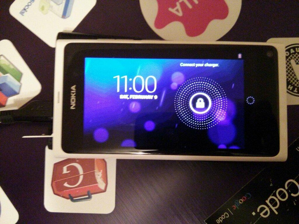 [NITDroid] Android Jelly Bean 4.2.1 en cours de portage pour le Nokia N9