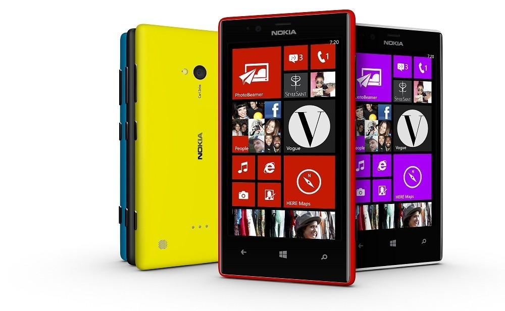 Nokia Lumia 720 à 169,90€ chez @RueDuCommerce et @Pixmania
