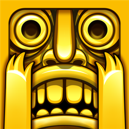 Temple Run enfin disponible sur le Windows Store