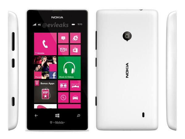 Qu'est ce que le Lumia 521 ?