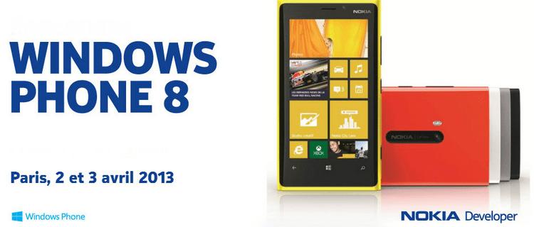 Développeurs, formez vous à Windows Phone 8