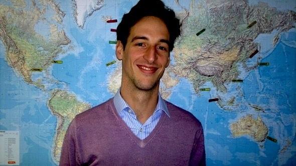 Sylvain Grande, directeur de la section cartographie de Nokia, quitte le navire pour rejoindre SoundCloud