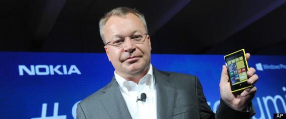 Stephen Elop reçoit le Prix Européen de la Communication
