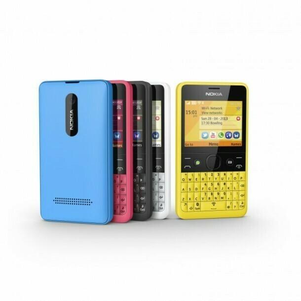 Nokia annonce le Nokia Asha 210 : le téléphone Asha social