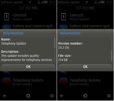 Nokia 808 PureView : une mise à jour de la partie téléphonie est disponible