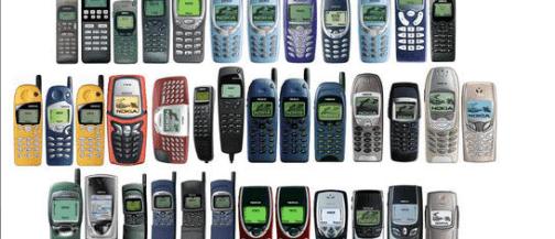 Anniversaire des 40 ans de la téléphonie mobile, un succès pour Nokia