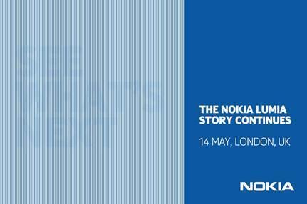 Evénement à Londres le 14 mai : l'histoire Lumia continue…