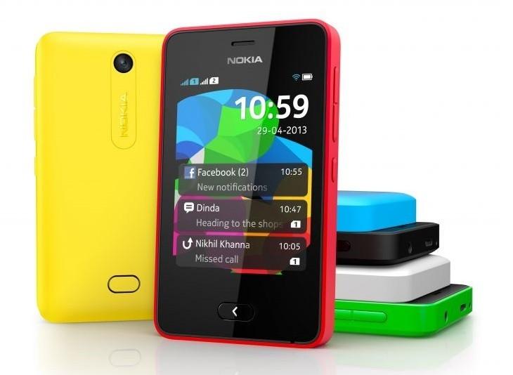 Nokia annonce le Asha 501 : tout petit, tactile et 48 jours d'autonomie à petit prix !
