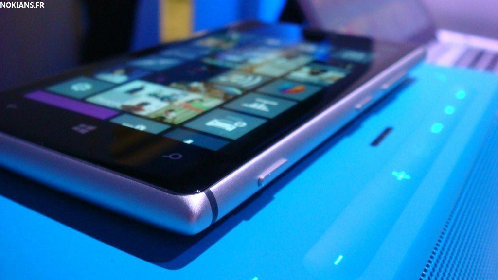 Quelques photos du Lumia 925