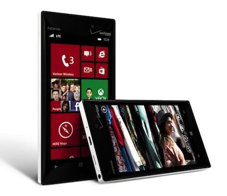 Présentation et officalisation du Nokia Lumia 928