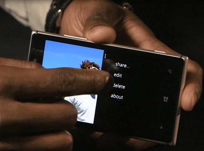 [Vidéo] Nokia Lumia 925 et ses applications