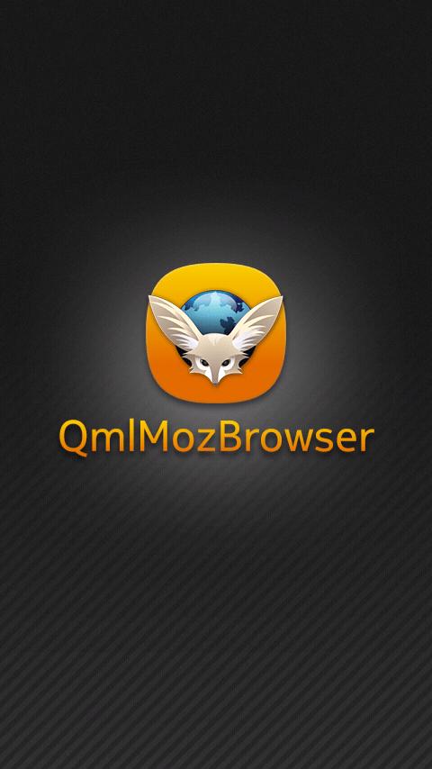 Le navigateur internet QmlMozBrowser 0.1.6.4 pour le Nokia N9 / N950
