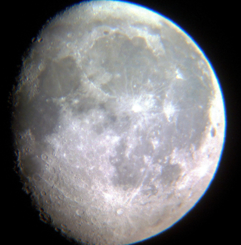 [Photos] La Lune, par le Nokia N8