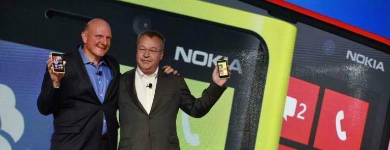 La commission européenne approuve le rachat de Nokia par Microsoft