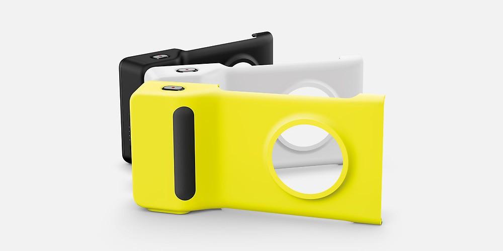 [Accessoire] Le grip caméra pour Nokia Lumia 1020