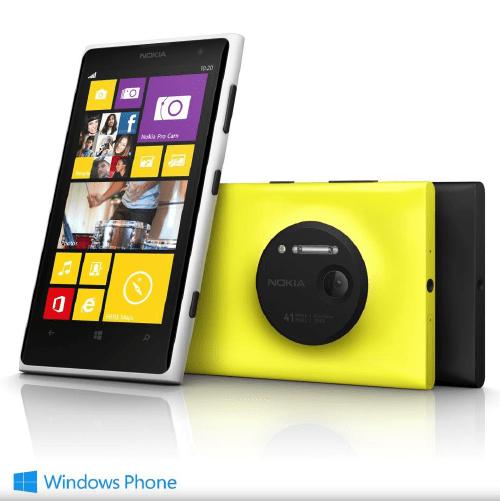 Spot publicitaire du Nokia Lumia 1020