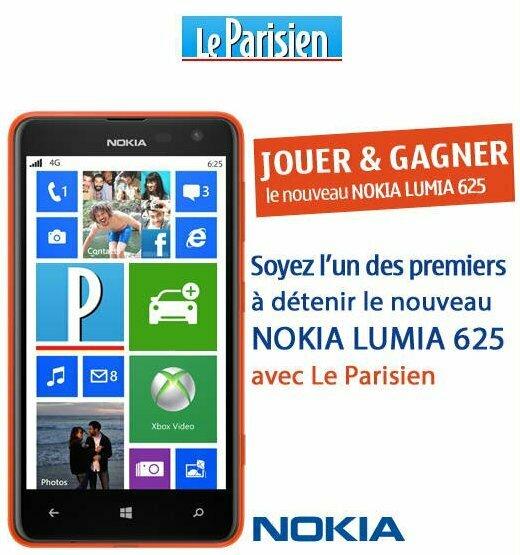 Coupon reduction nokia lumia 625