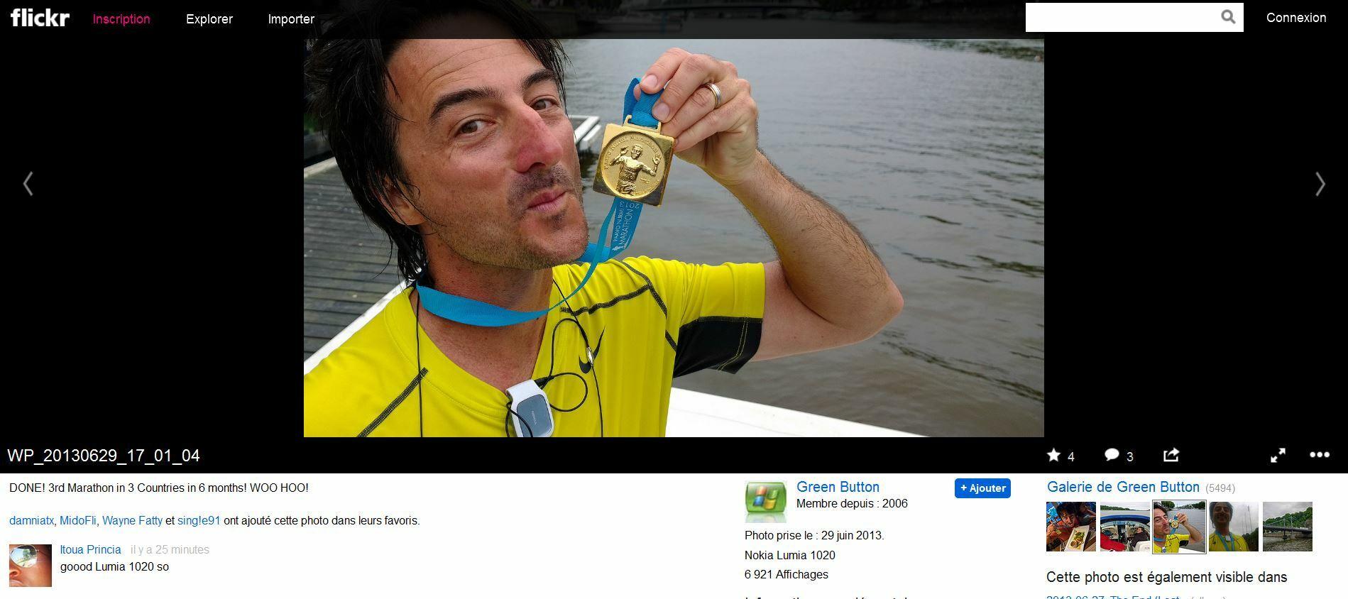 Joe Belfiore publie des photos prises avec un Nokia Lumia 1020 ?!